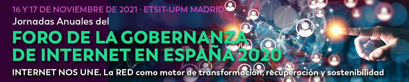 Jornadas IGF Spain